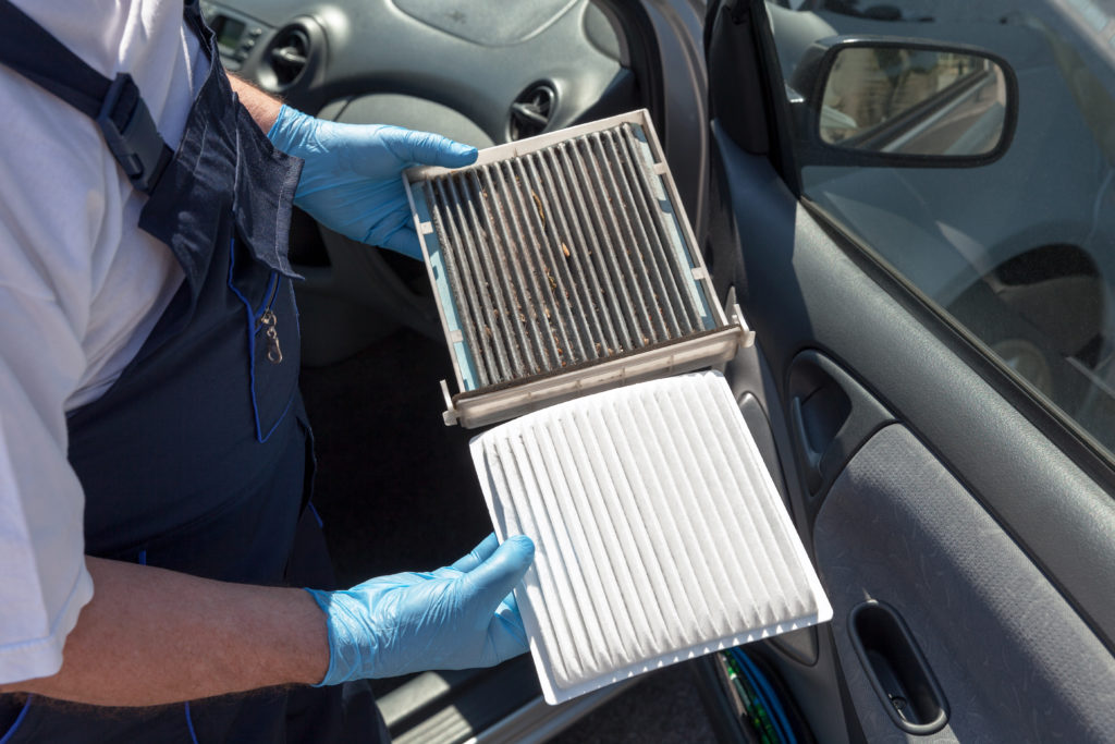 Replace Cabin Filter